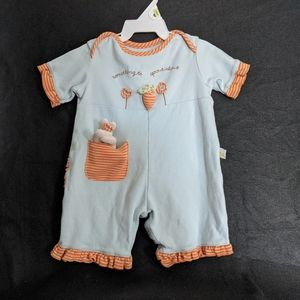 Bunnies By the Bay Body Suit